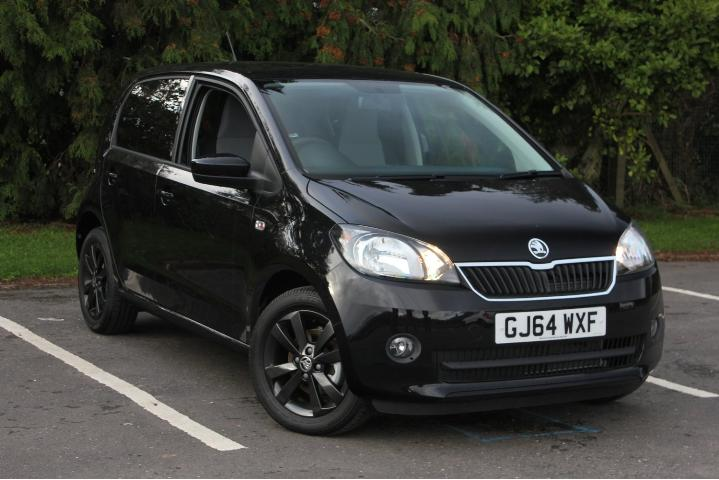 road test skoda citigo monte carlo review 2014. Black Bedroom Furniture Sets. Home Design Ideas