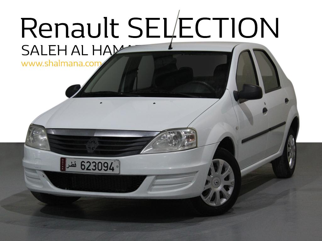 pre owned cars qatar saleh al mana rh shalmana com Renault Logan 2012 Renault Logan 2012