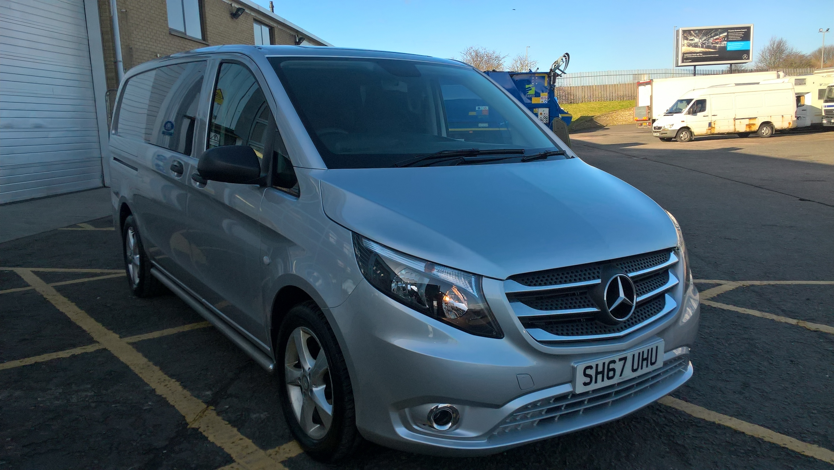 85e825d218 Used Van Search