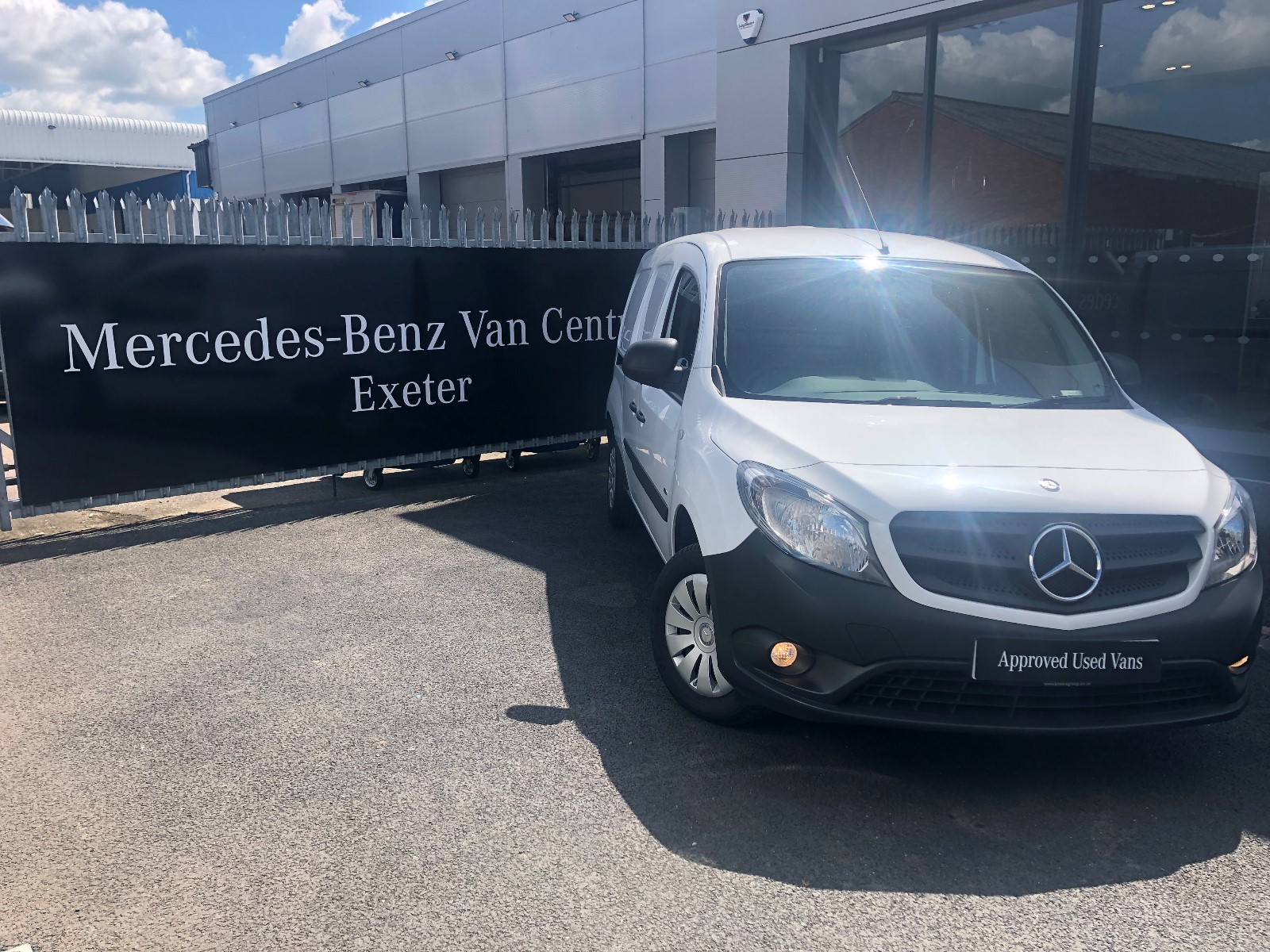 26aae3c01f 2018(68) Mercedes-Benz Citan 109 CDI BLUEEFFICIENCY